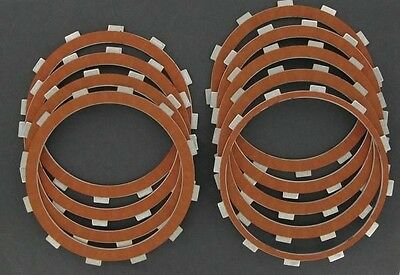 Organic Friction Plate Kit Drag Specialties  1131-0424