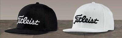 Titleist Flat Bill Cap