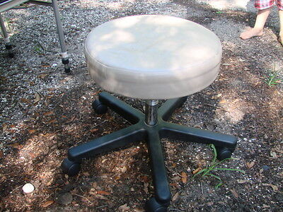 Ritter by MidMark  Adjustable Seat Exam Stool Composite Base