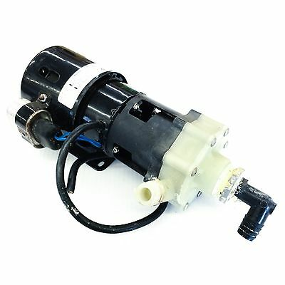 MARCH  BC-4C-MD SINGLE PHASE PUMP MOTOR ASSEMBLY 230V 1/12Hp
