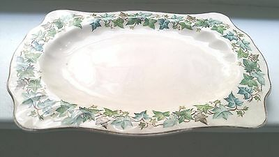 Antique Cake Plate From Year 1930
