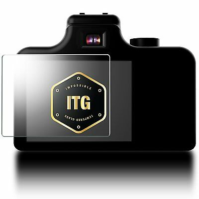 Patchworks® ITG Canon EOS 7D Mark II / 70D / 80D Tempered Glass Screen Protector