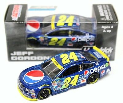 Jeff Gordon 2015 ACTION 1:64 #24 Pepsi Chase for the Sprint Cup Chevy Diecast