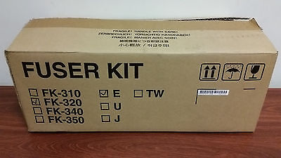 KYOCERA FK-320E Fuser Kit / 302F852052 / NEW