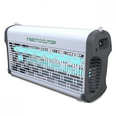 Insect-O-Cutor Exocutor EX30W White Electronic Fly Killer (Boxed New)