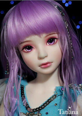 1/4 BJD doll Girl Tatiana - Trapeze FREE FACE MAKE UP+FREE EYES-Tatiana E