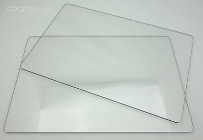 NEW Generic Suitable for Sizzix Big Shot- Cutting plates 1 pair