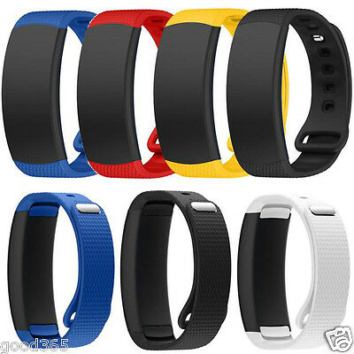Luxury Soft Silicone Watch Replacement Band Strap For Samsung Gear Fit2 SM-R360