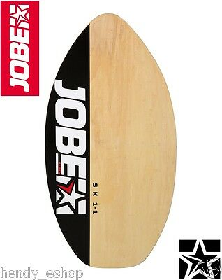 New! 2016 Jobe Skimboard SK1.1 perfect shredding companion! Seven layer wood