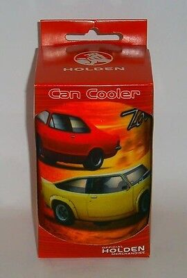 Holden Torana Racing new boxed stubby can holder for home bar pub collector