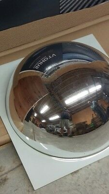 "Used Set 23"" Full Mirror Security Safety Retail Dome Surveillance Ceiling Mount"