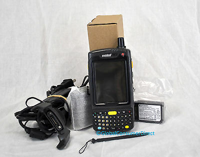 MC70  Motorola MC7094-PUCDJQHA8WR 1D PDA Barcode Scanner GSM +Charger!