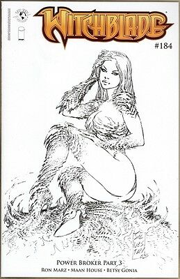 Witchblade #184 - NM- - Silvestri Cover