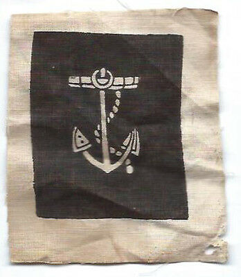 1860's US Navy Coxswain Rate Patch