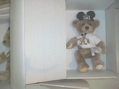 Annette Funicello Wednesday Mousekebear 3rd Bear In Days Of The Week Series Annette Funicello Bears