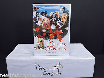The 12 Dogs of Christmas DVD brand new Sealed