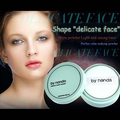 Smooth Powder Face Translucent Foundation Mineral Loose Powder Oil Control