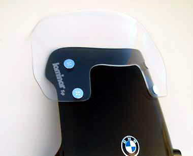 Laminar Lip for BMW R100GS CLEAR (screen)