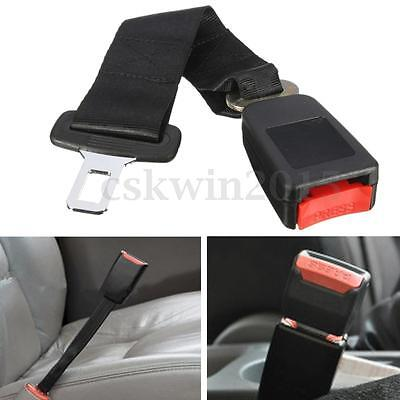 36cm 14'' Universal Car Auto Seat Belt Extender Extension Safety Support Buckle