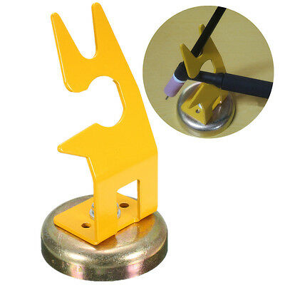 Magnetic Iron TIG Welding Torch Stand Holder Clamp Support For Tig Series Torch