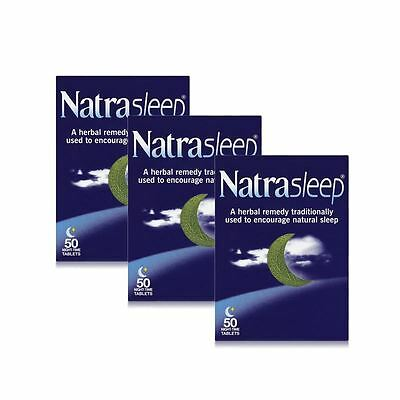 Natrasleep Tablets 50 - 3 Pack