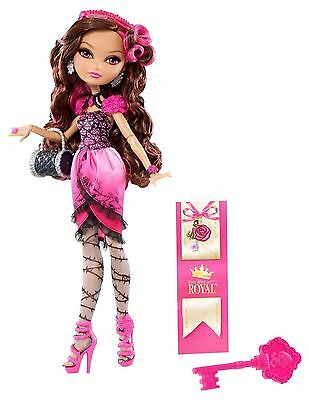 Bambola Ever After High Reali Reale Briar Beauty  Mattel Bfx24