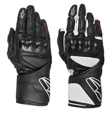 Alpinestars SP8 gloves sp-8 motorcycle leather gloves
