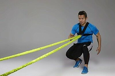 44SPORT Speed And Agility Training Equipment - Strength Bands And Bungie Cords