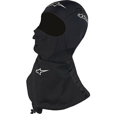 New Alpinestars Winter Touring Full Face Mask Balaclava Snowmobile Cold Riding