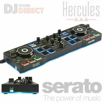 NUMARK DJ 2 GO - Portable DJ MINI Controller USB to MIDI Virtual DJ2go FREE P&P