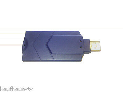 Blue Premium Easymouse Smartmouse USB Card Reader für Dreambox, Linux & Windows