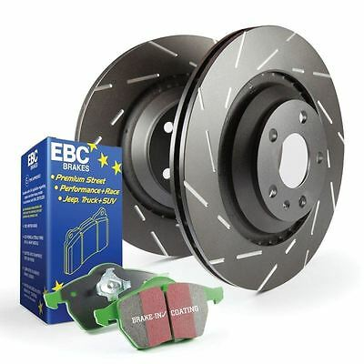 EBC S2KF1403 - Stage 2 Sport Front Brake Kit