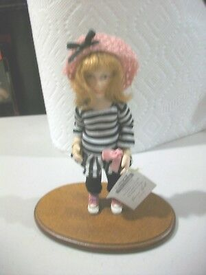 Wee Things Porcelain Doll Lollipop From Artist Roxanne Hall 1995