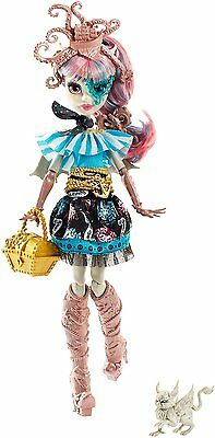 Monster High Rochelle Goyle Shriek Wrecked Doll