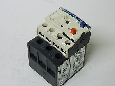 Telemecanique LRD 06 Overload Relay 1-1.6A TeSys Range