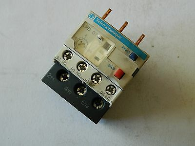 Telemecanique LRD 07 Overload Relay 1.6-2.5A TeSys Range