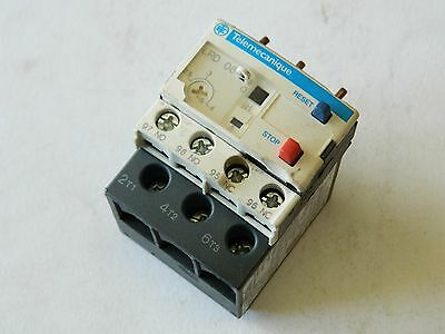 Telemecanique LRD 08 Overload Relay 2.5-4A TeSys Range