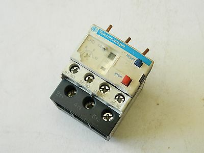 Telemecanique LRD 14 Overload Relay 7-10A TeSys Range