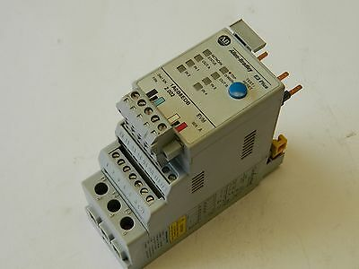 Allen Bradley 193-EC2AB Solid State Overload Relay 1-5A