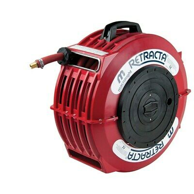 Macnaught Retracta High Quality Hot Water Hose Reel - 12.5mm x 12m  - HW2121