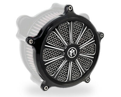 Contrast Cut Revel Faceplate for Performance Machine Super Gas Air Cleaner