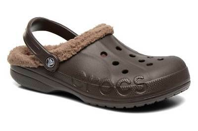 Men's Baya Lined Crocs - Special Purchase - FREE SHIPPING!