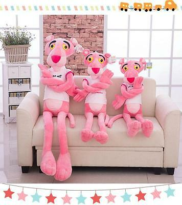 50-170cm Baby  Animation Pink Panther Stuffed Animal Plush Toy Kids Gifts Doll