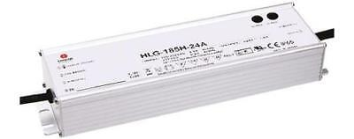 Mean Well HLG-185-20A, Constant Voltage Dimmable LED Driver 186W 20V dc 9.3A