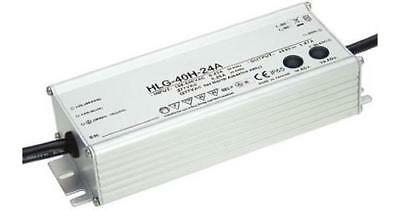 Mean Well HLG-40H-42A, Constant Voltage Dimmable LED Driver 40.32W 42V dc 0.96A