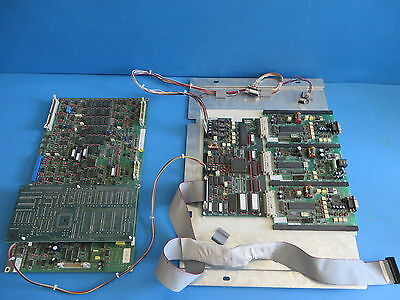 Merlin Gerin MGE UPS System Circuit Boards COJU/CM2 CALCULETTE and RS232 Board