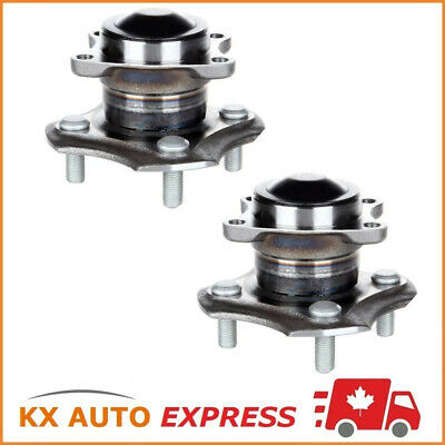 2 Rear Wheel Bearing Hub Assembly For Toyota Echo 2000 2001 2002 2003 2004 2005