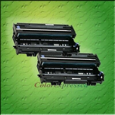 2 Drum Unit For Brother Dr-500 Mfc-8420Dn 8820 8820Dn