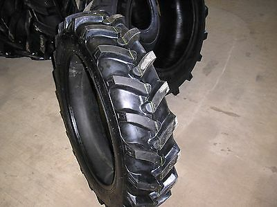 New 8.3-24 Tractor Tire with tube 8 Ply