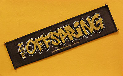 Official Offspring 2001 Patch Uk Import